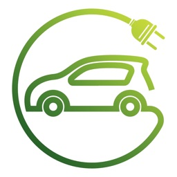 Graphic of a car attached to a plug - Workplace Charging